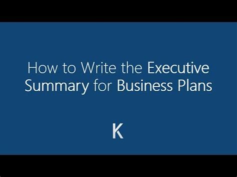 Step-by-Step Guide: How to write a Business Plan